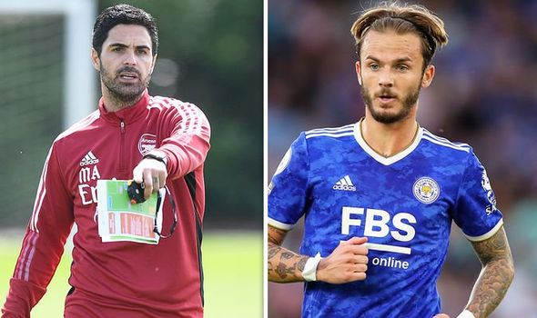 Arsenal boss Mikel Arteta still wants two 'priority' signings as well as James Maddison - Bóng Đá