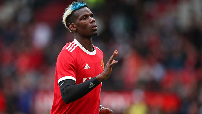 Pogba to play with France superstar next season after huge twist in Man Utd contract saga - Bóng Đá