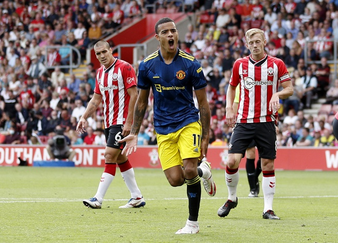 Man Utd break Arsenal away record - Bóng Đá