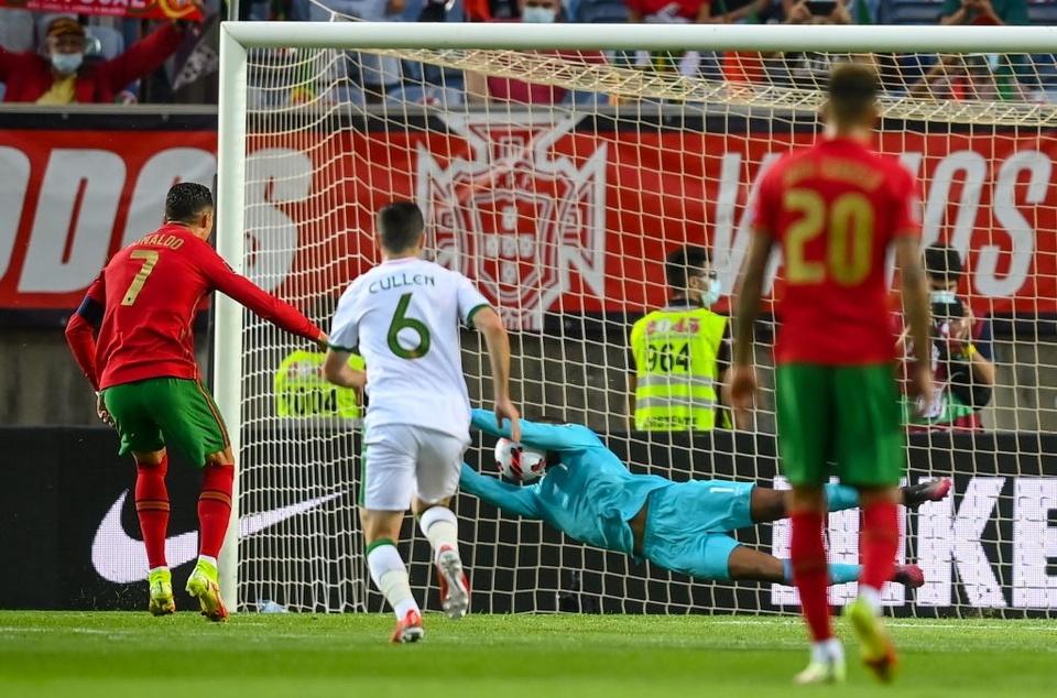 3 điểm nhấn Bồ Đào Nha 2-1 Ireland:  - Bóng Đá