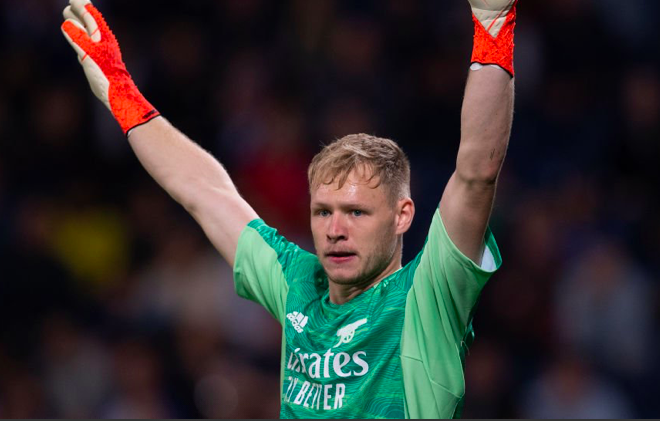 Kevin Campbell has claimed that some Arsenal fans didn't want the club to sign Aaron Ramsdale before he joined - Bóng Đá