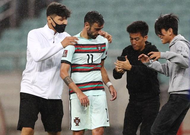 Azerbaijan vs Bồ Đào Nha - Bóng Đá