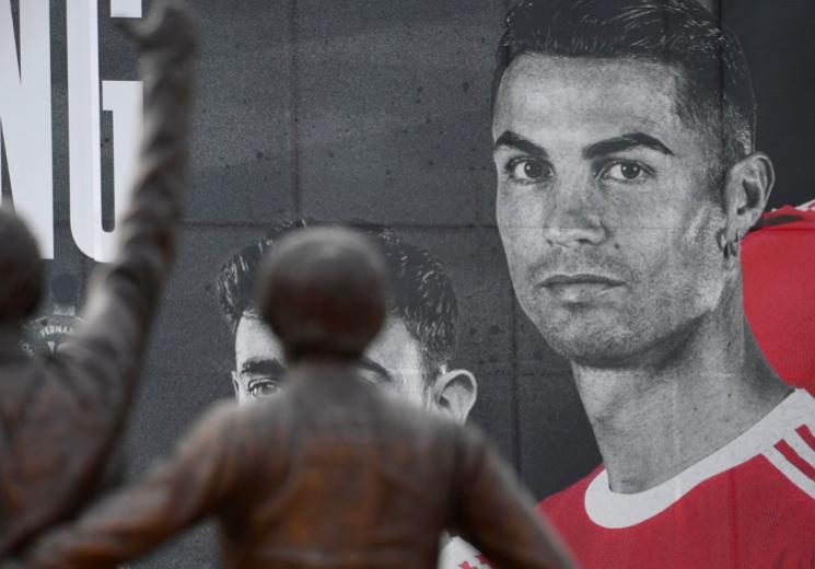Ronaldo lập kỷ lục ngay khi ra mắt M.U lần thứ 2 - Bóng Đá