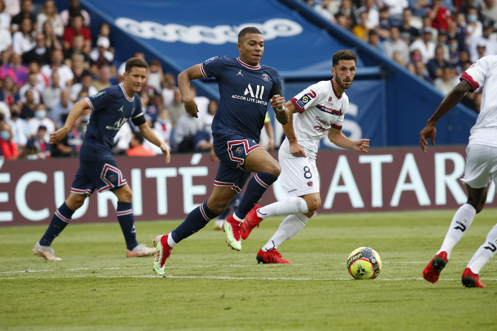 Cựu sao M.U tỏa sáng, PSG thắng 4-0 trong ngày vắng Messi - Bóng Đá