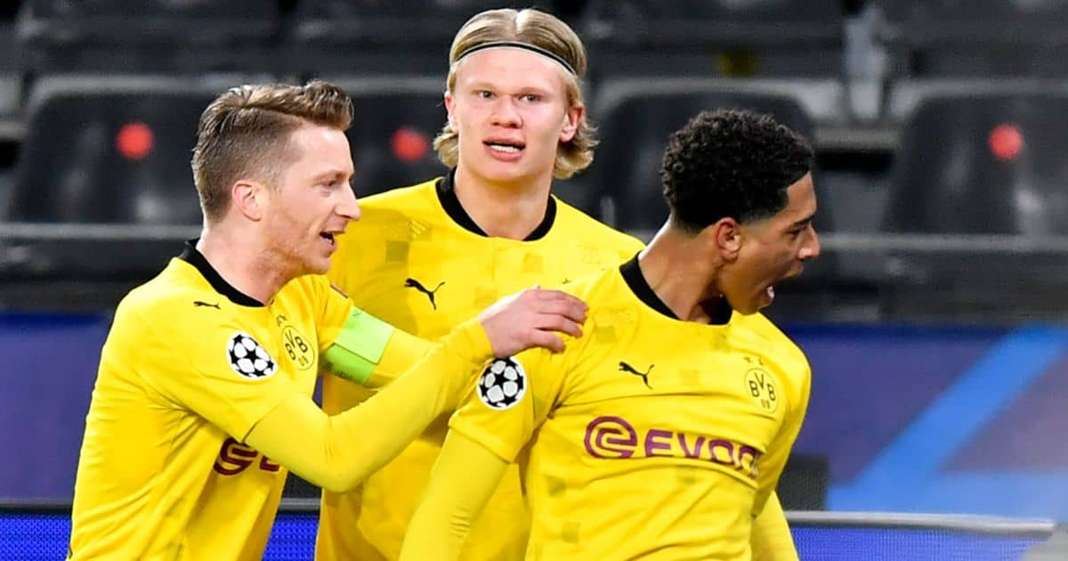 MANCHESTER UNITED EYE AMBITIOUS BORUSSIA DORTMUND DOUBLE SWOOP FOR JUDE BELLINGHAM AND ERLING HAALAND - Bóng Đá