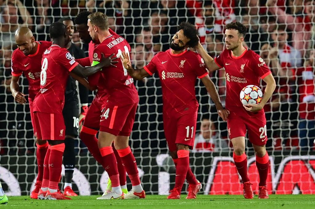 Bóng đá Anh ra quân ở C1, chỉ Man Utd thất bại - Bóng Đá