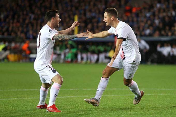 PSG có Messi nhưng phải cậy nhờ cái tên rất được yêu mến ở M.U - Bóng Đá
