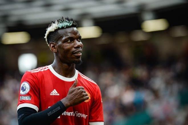 Paul Pogba gây áp lực, Man Utd buộc phải ký HĐ khủng? - Bóng Đá