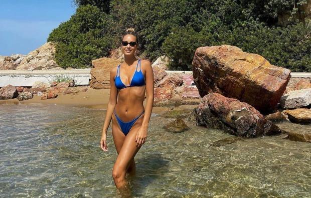 Người tình của Pelle tung loạt bikini nóng bỏng mắt - Bóng Đá