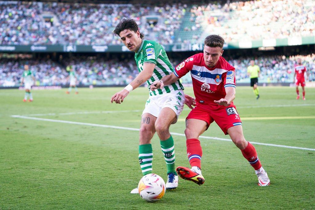 Hector Bellerin debut Real Sociedad - Bóng Đá