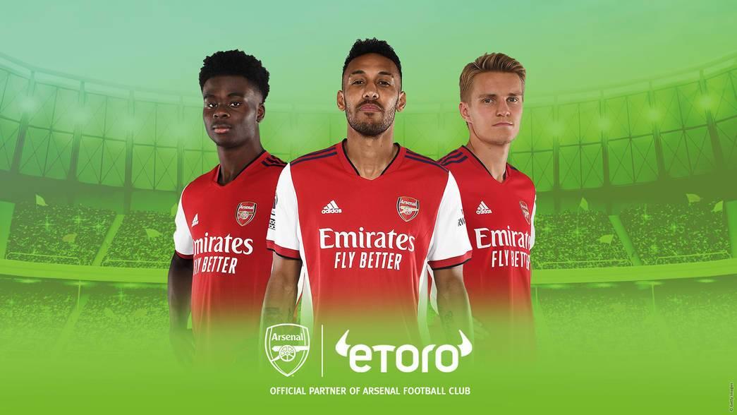 Arsenal announce new partnership with eTorro - Bóng Đá