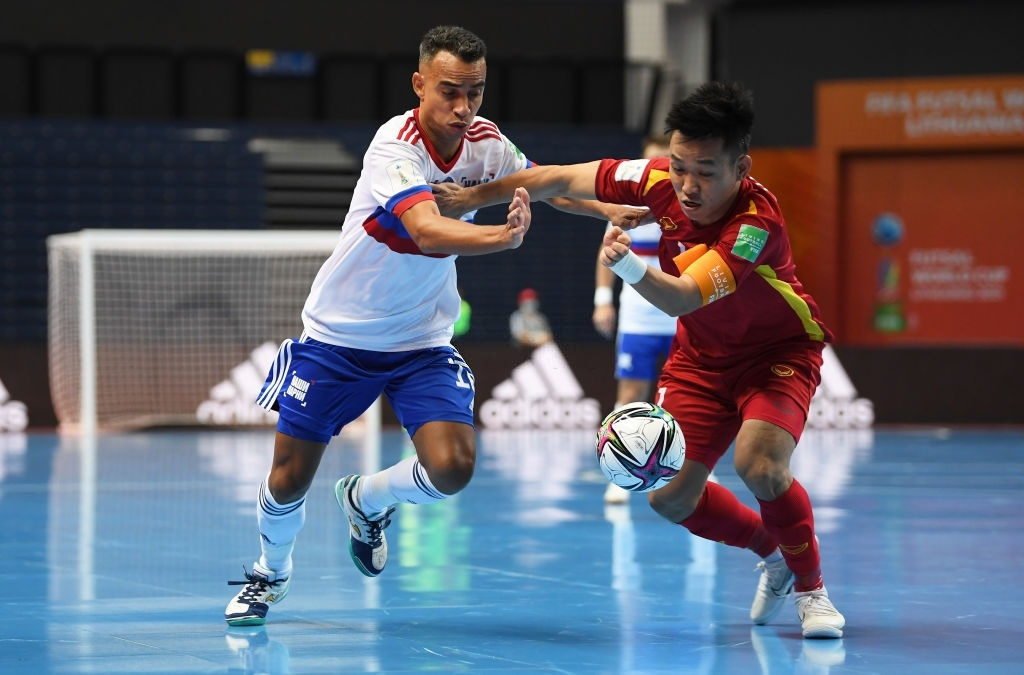 Futsal Việt Nam - Bóng Đá