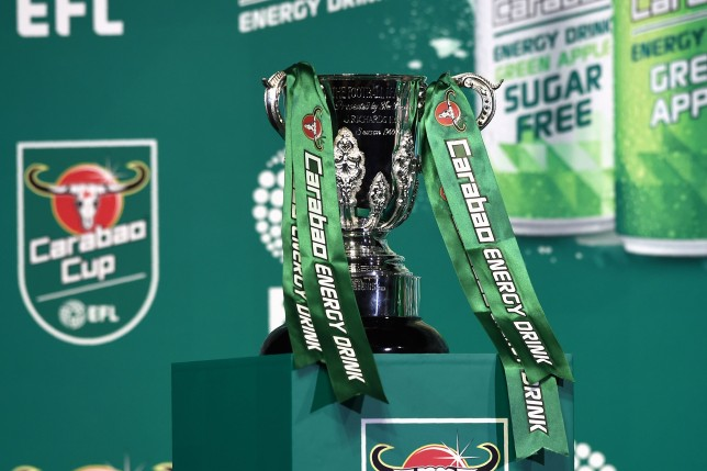 Carabao Cup fourth-round draw in full: Manchester City face West Ham and Arsenal take on Leeds - Bóng Đá