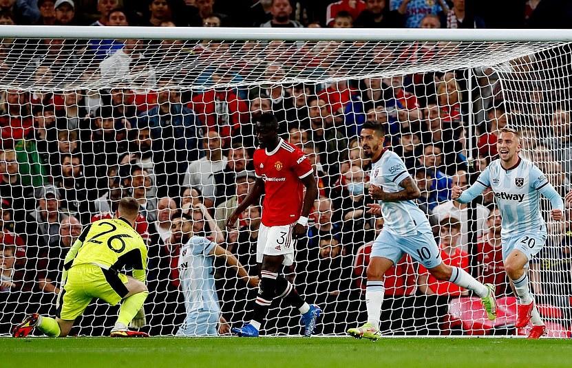 Chấm điểm M.U trận thua West Ham: - Bóng Đá