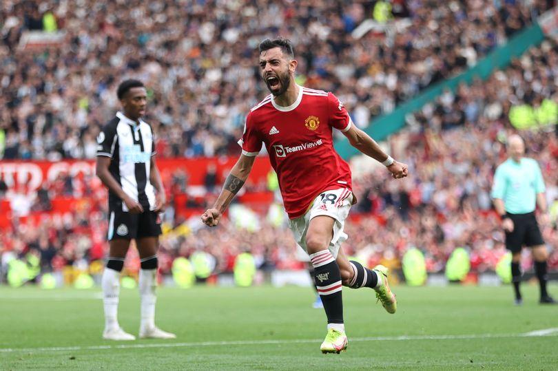 Bruno Fernandes can equal unique Premier League scoring record vs Aston Villa - Bóng Đá