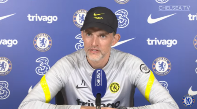 Thomas Tuchel rules Christian Pulisic and 'very disappointed' Mason Mount out of Chelsea's clash with Manchester City - Bóng Đá