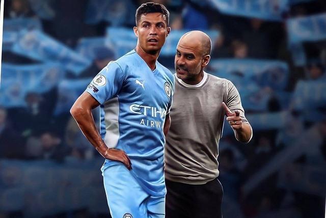 Manchester City's Guardiola: We lack a scorer like Kane, Lukaku, Ronaldo - Bóng Đá