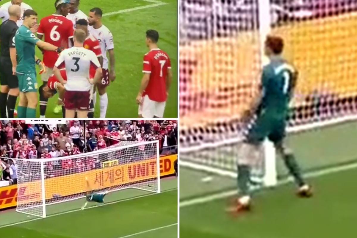 Cựu sao Arsenal giở trò, Ronaldo và Fernandes mất hết nhuệ khí trên chấm 11m - Bóng Đá