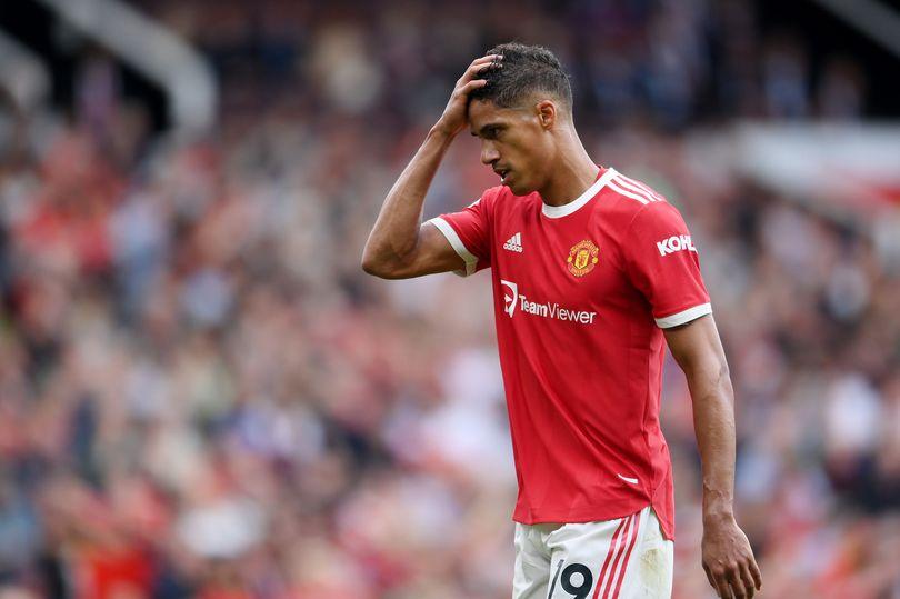 Raphael Varane không nhận được những gì cần ở Man Utd - Bóng Đá
