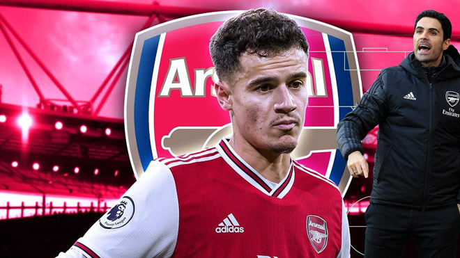 Arsenal and Tottenham both put on Philippe Coutinho transfer alert as Liverpool stance outlined - Bóng Đá
