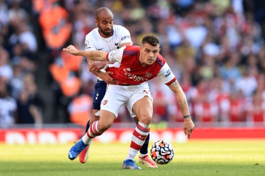 Mikel Arteta hails the leadership of two senior players in Arsenal win over Tottenham - Bóng Đá