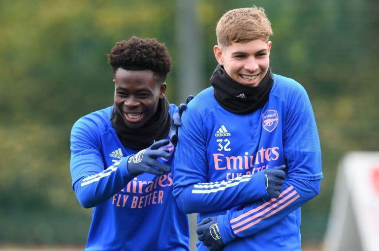 "Arsenal legend Martin Keown believes Bukayo Saka is the ""future"" of the north London club  - Bóng Đá"