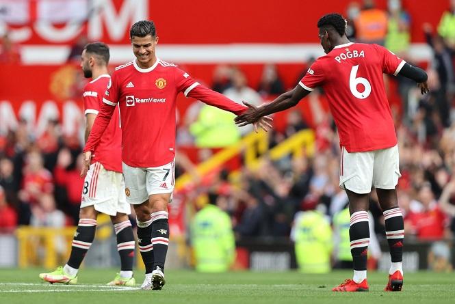 Solskjaer on why Pogba and Ronaldo on the bench - Bóng Đá