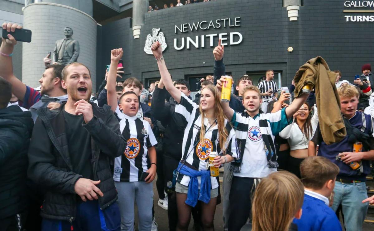 Big 7 hình thành với Newcastle - Bóng Đá