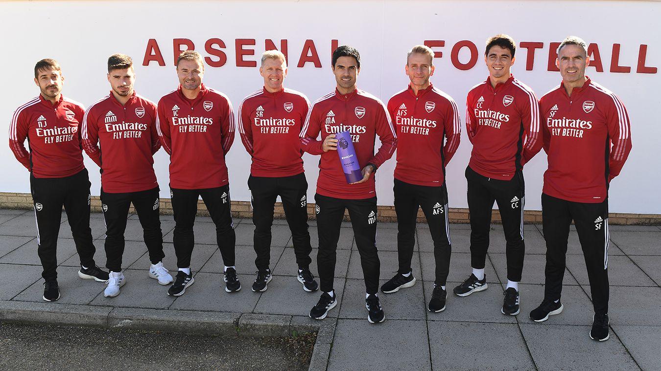 CHÍNH THỨC! Arsenal lột xác, Arteta hay nhất Premier League tháng 9 - Bóng Đá