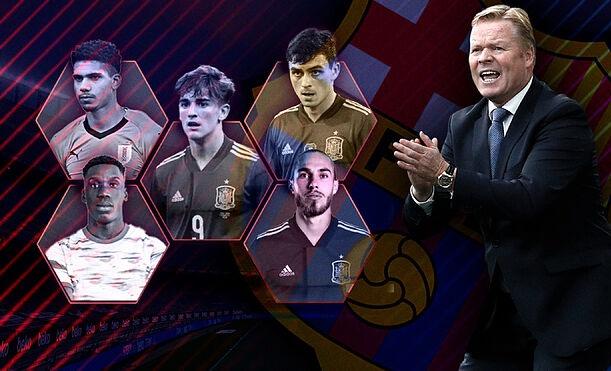 Koeman đã đúng, Barca có tương lai xán lạn dưới tay ông - Bóng Đá