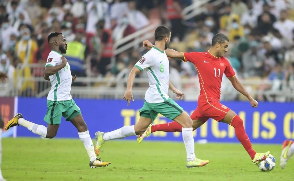 Tuyển Trung Quốc thua trận thứ 3 ở vòng loại World Cup - Bóng Đá