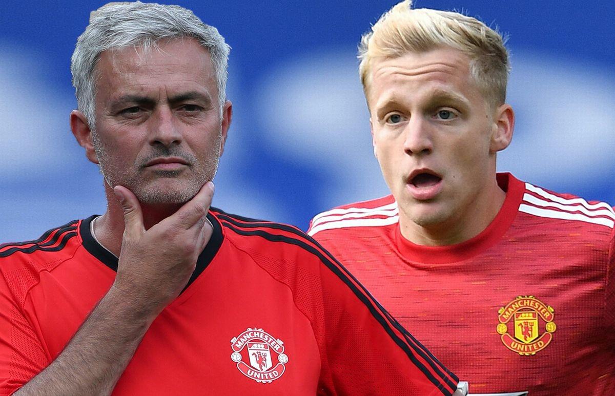 Nc247info tổng hợp: Mourinho có thể là lối thoát cho Van de Beek