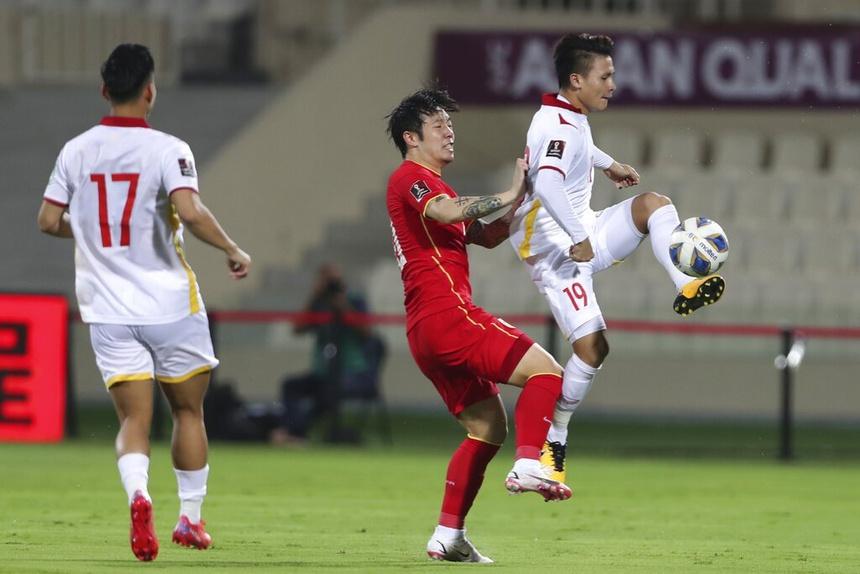 Việt Nam đang đi lại con đường của Thái Lan ở VL World Cup - Bóng Đá
