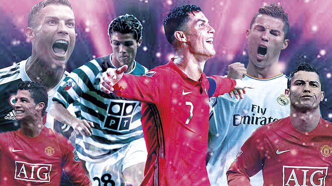 Sir Alex Ferguson: Cristiano Ronaldo deserves the Ballon d'Or - Bóng Đá