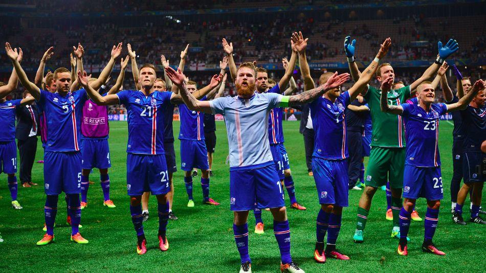 Muôn màu vòng loại World Cup 2018: Kì tích Iceland, nước mắt Italia - Bóng Đá
