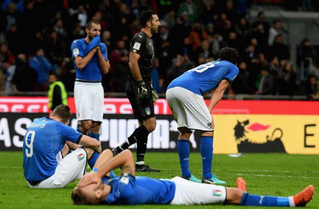 Nhìn lại hành trình vòng loại World Cup 2018: Kì tích Iceland, nước mắt Italia - Bóng Đá