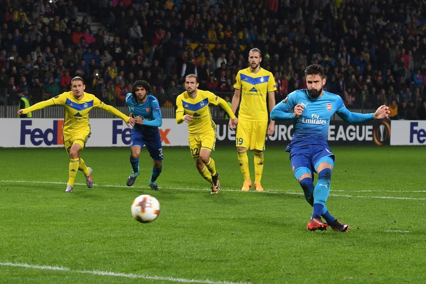 Tổng hợp lượt cuối vòng bảng Europa League: Nhạt nhòa ván cờ tàn - Bóng Đá