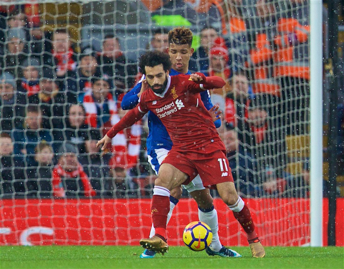 TRỰC TIẾP Liverpool 1-0 Everton: Salah bỏ lỡ đáng tiếc - Bóng Đá