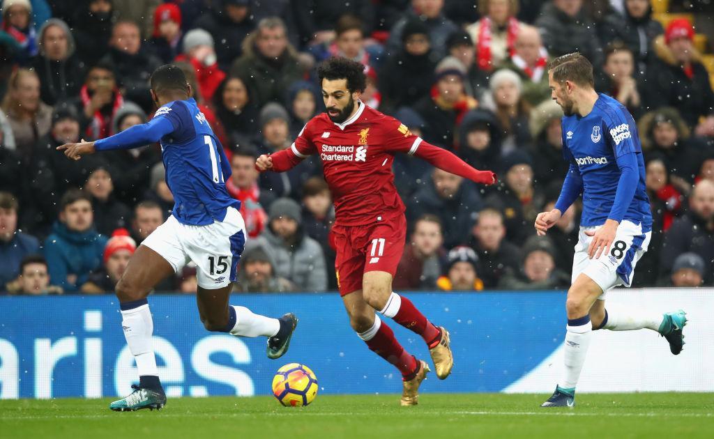 TRỰC TIẾP Liverpool 1-0 Everton: Tuyệt vời Salah - Bóng Đá