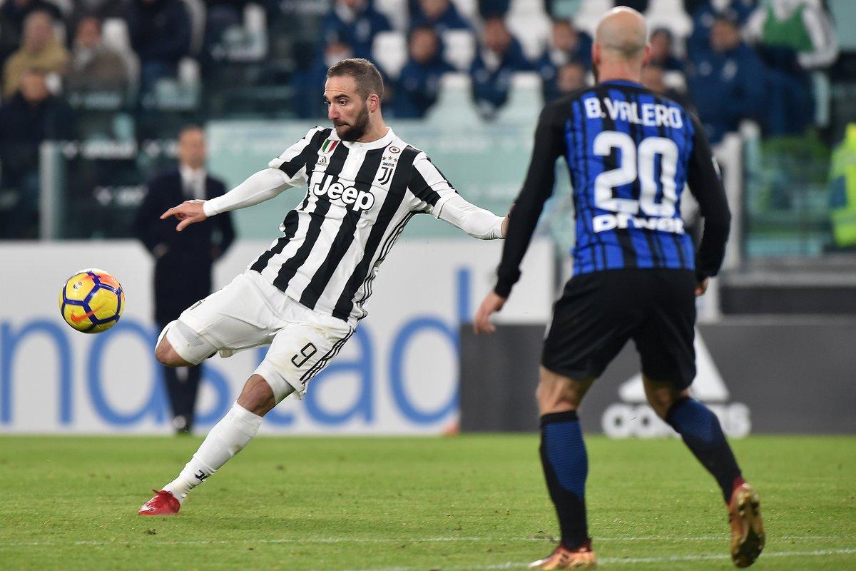 Nóng vội và bạo lực, Juventus và Inter tự bắn vào chân nhau - Bóng Đá