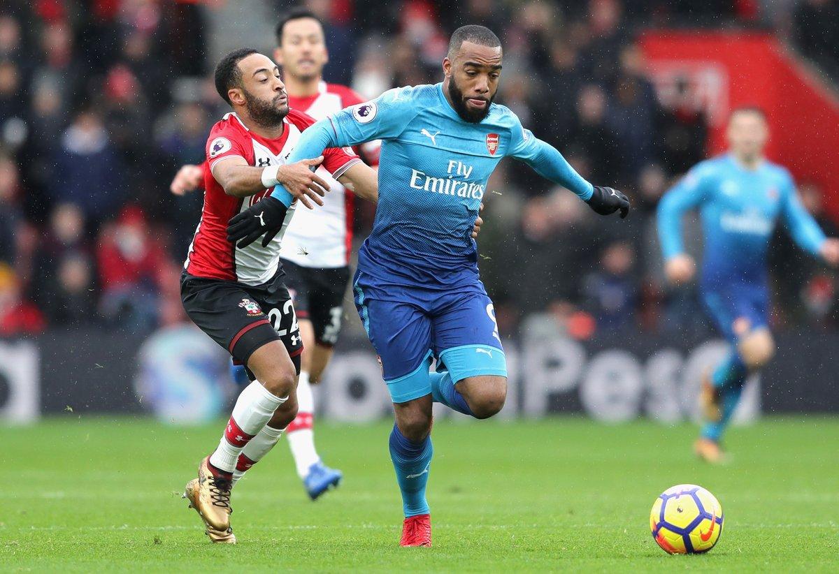 TRỰC TIẾP Southampton 1-0 Arsenal: Bế tắc toàn tập (Hết H1) - Bóng Đá