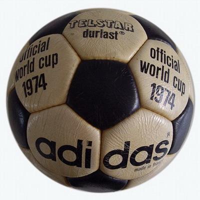 Những quả bóng được sử dụng trong World Cup - Bóng Đá
