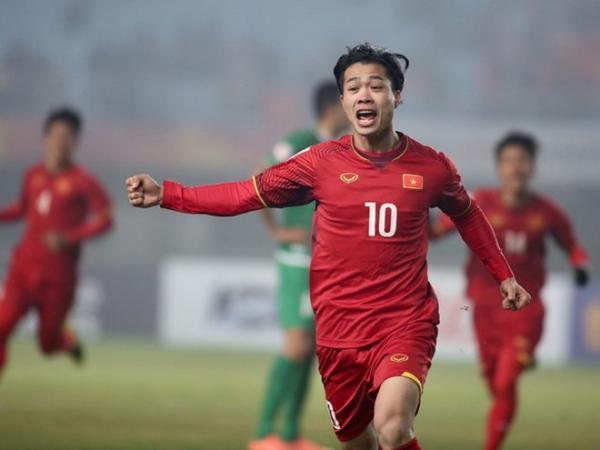 Công Phượng muốn ra nước ngoài thi đấu, đặt mục tiêu vô địch AFF ...