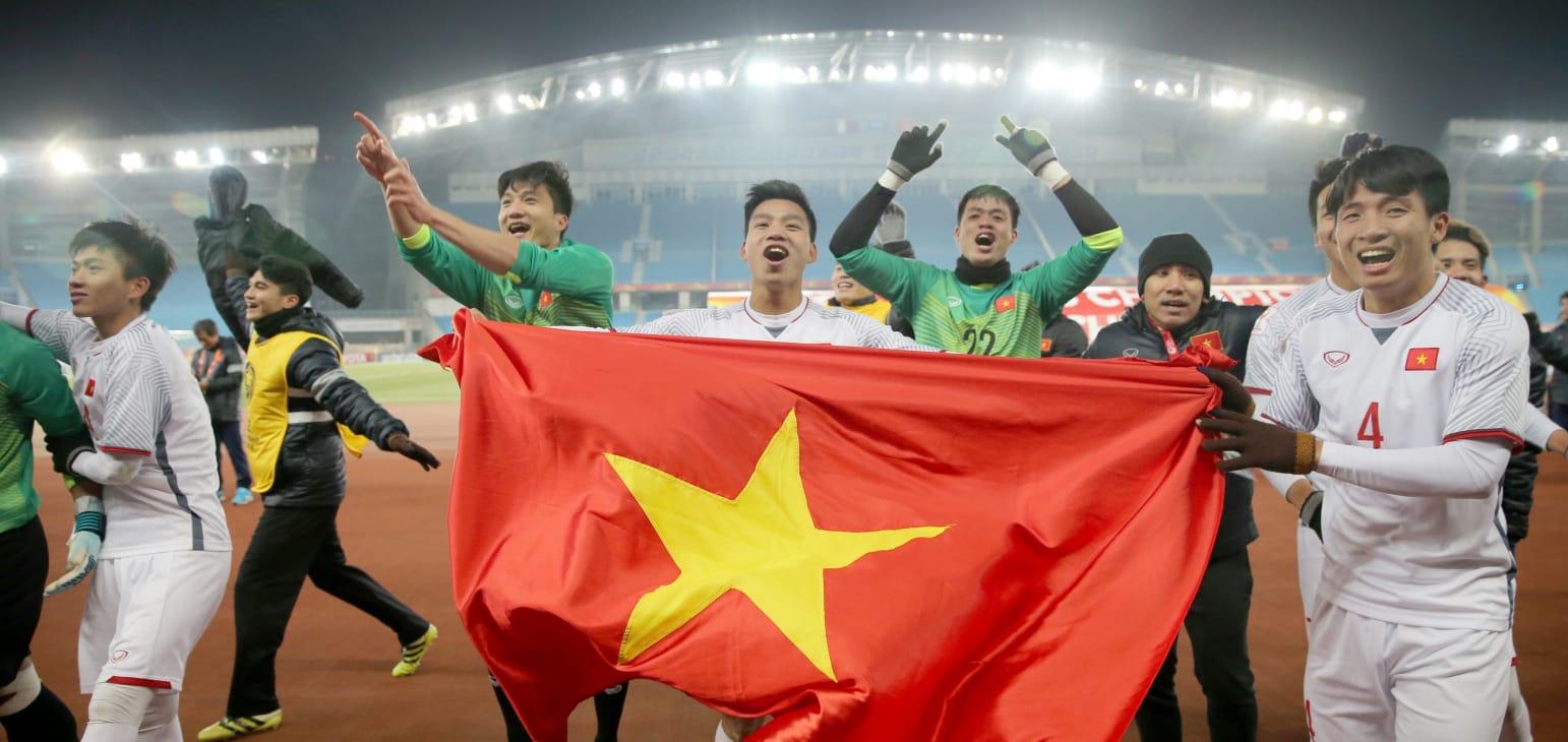 VFF đã nhận 15 tỷ đồng tiền thưởng của U23 Việt Nam - Bóng Đá
