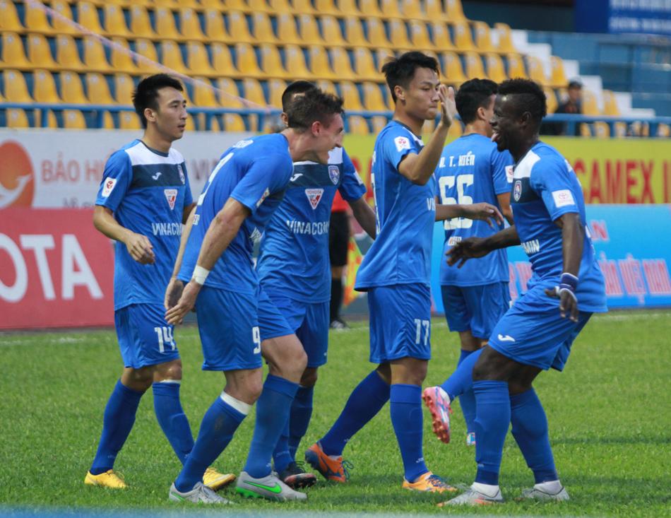 5 ứng viên vô địch V-League 2018 - Bóng Đá