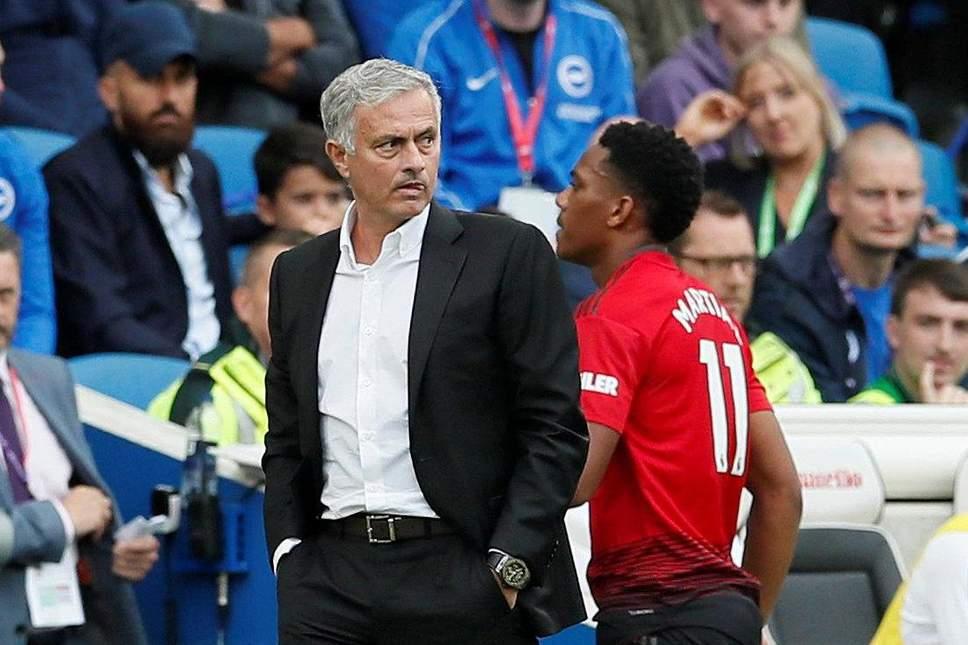 Đây, lý do Mourinho chọn Martial thay thế Sanchez - Bóng Đá