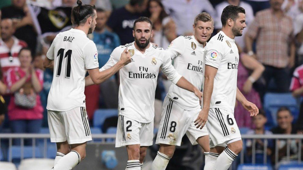 Không Ronaldo, Real Madrid chạm mốc kỷ lục sau 10 năm - Bóng Đá