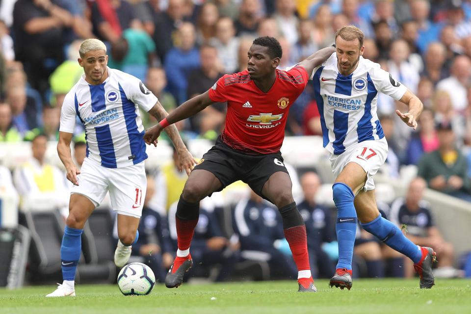 Pogba TIẾT LỘ nguyên nhân khiến MU thua đau trước Brighton - Bóng Đá