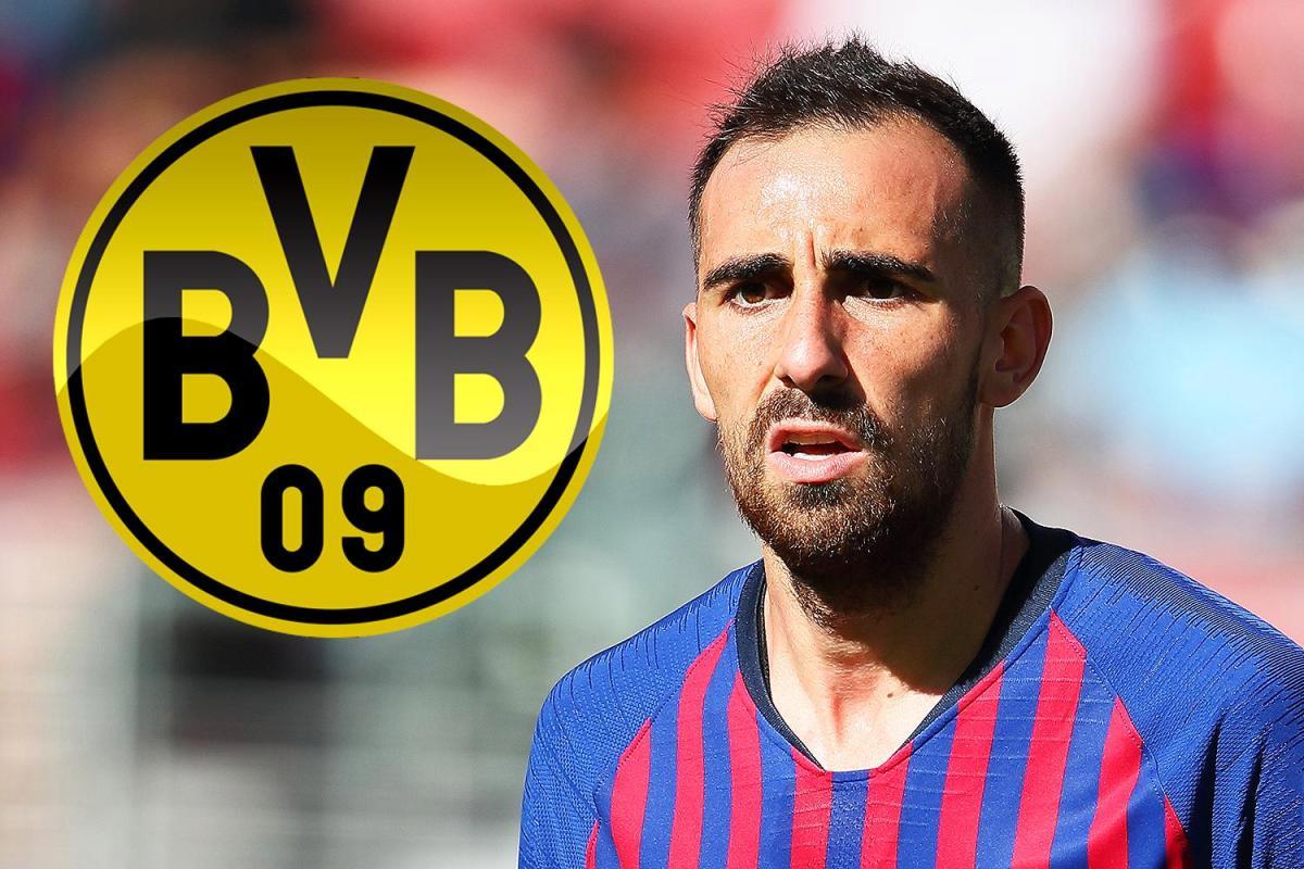 Từ bỏ mục tiêu 30 triệu euro, Dortmund quay sang chèo kéo sao Barca - Bóng Đá