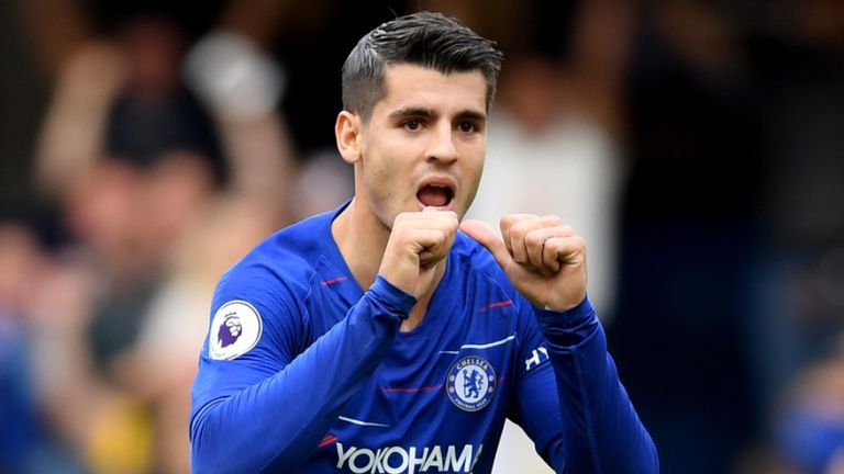 Phá lưới Arsenal, Morata đặt chỉ tiêu khủng cho mùa giải mới - Bóng Đá